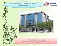 industrial building for rent sale in noida 9910006454