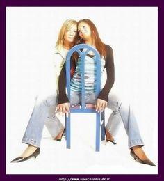 Jennifer und Katharina - Klicken für originalgröße