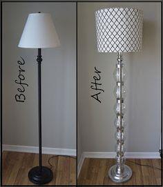 Fancy lamp for cheap