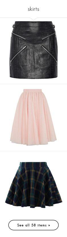 """skirts"" by charlotte0305 ❤ liked on Polyvore featuring skirts, mini skirts, saias, bottoms, alexander wang, black, leather miniskirt, high waisted mini skirt, leather skirt and embellished mini skirt"