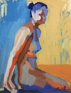 Teil Duncan Artwork — Figure Study II
