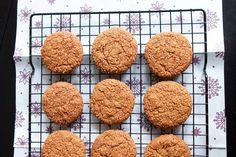 our super duper secret family recipe for ginger snaps is the best, but this one looks p.d.g. maybe i'll roll mine in demerara sugar? i don't want to get kicked out of the family though.