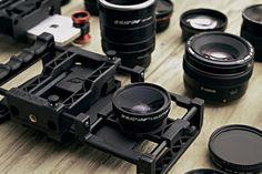 Beastgrip Pro the world's best camera rig for smartphones by Vadym Chalenko — Kickstarter