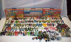 G.I.JOE GI JOE HUGE 203 FIG LOT & MORE 25TH MISB MIB MOC LOOSE FREE SHIPPING!!   #Hasbro