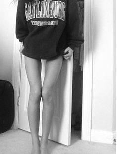 Thigh gap thinspo skinny perfect flat stomach abs toned jealous want thinspiration motivation fitness fitspo health thigh gap