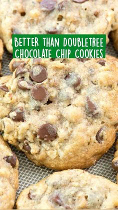 Chip Cookie Recipe, Cookie Recipes, Chocolate Chip Cookies, Chips, Desserts, Cookie Monster, Baked Goods, Brownies, Cookies
