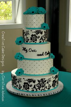 Buttercream cake with buttercream and fondant details.