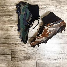 Nike Hypervenom Phantom II & Nike Magista Obra from the Camo pack!