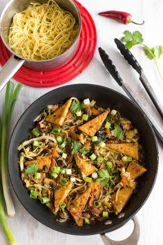 sweet potato tofu hash | (sort of) healthy nomz | Pinterest | Tofu ...
