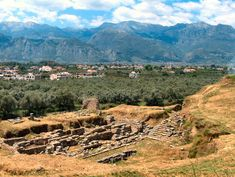 ancient city of sparta | Ancient Sparta - Ruins of the City-State - Preview Image