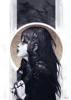 Wylona Hayashi by Volt #fanart