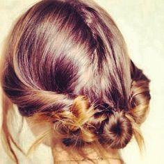Peinado simple que arregla cualquier look
