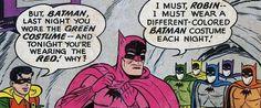 Batmans 5 Most Embarrassing Moments
