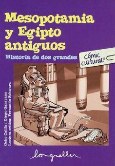 9789875507067: Mesopotamia y Egipto antiguos (Comic Cultural)