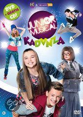 Nieuw op DVD: Junior Musical Kadanza (bestel hem hier!)