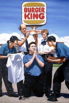 Fast Food in America – 24 peintures de Chris Woods