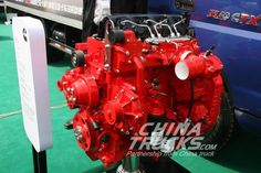 Cummins ISF 3.8L engine