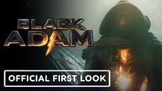 Black Adam DC - First Look Teaser Trailer - DC FanDome 2021 w/ Dwayne Johnson