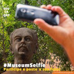 Vários museus de SP participarão da ação mundial Museum Selfie Day! Prepare-se para fazer parte também! A ação reúne museus e visitantes do mundo todo por meio da hashtag #MuseumSelfie na próxima quarta-feira (18/01). Para participar basta postar um autorretrato em algum museu usando a hashtag e a criatividade. Os internautas poderão acompanhar as publicações de selfies com curiosidades dos bastidores e brincadeiras relacionadas ao acervo dos museus. O objetivo da ação é estimular o…
