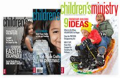 Subscribe to Children's Ministry Magazine