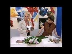 """PAPEL DE BALA - """"Orquídea"""" - Flor de papel  - Programa """"Note e Anote"""" - ..."""