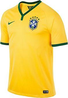 Nike Brazil CBF Men's 2014 Dri-FIT Soccer Home Stadium Je... https://www.amazon.com/dp/B01FGJKDCE/ref=cm_sw_r_pi_dp_x_KzriybMXWKX3B