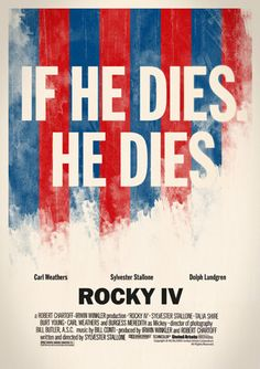Rocky IV! boom-baby!!