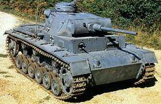 German Panzer III, probably the most important german tank in WW 2 Image Avion, Tank Armor, Military Armor, Armored Fighting Vehicle, Ww2 Tanks, Battle Tank, Military Diorama, World Of Tanks, Modern Warfare