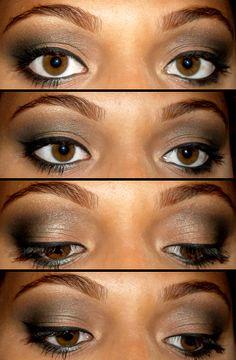 Pretty Brown Eyes On Pinterest Brown Eyes Beautiful