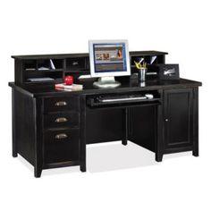 black computer desks - Google Search