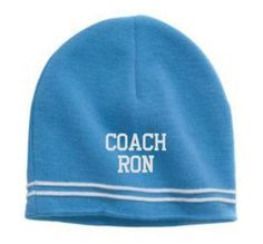 Spectator Beanie - Matching Scarf available - School or Team Colors $15.00 by Cre8ivGifts