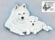 American Eskimo Portrait.  Painting all white is a learning experience. For less than a night out I will paint one for your furry friend. Message me anywhere to get the conversation started. more on  Www.facebook.com/kathygrillodesign . Www.twitter.com/kathygrilloart . Www.instagram.com/kathygrillodesign . . . .  #dogsofinstagram #instagood #cute #dogs #instadog #follow #pets #catsofinstagram #cats #art #igers #painting #portrait #me  #like #petportrait #wacom #corelpainter #artist…