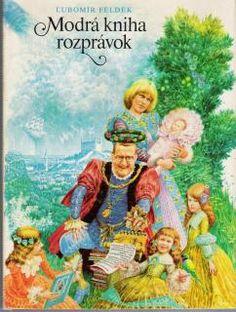 Modrá kniha rozprávok,ilustrácie Albín Brunovský,Czechoslovakian children's book illustrations