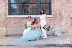 Photography: Keira Lemonis | Dresses & Accessories: True North Bridal Studio | Venue: Club Helsinki Hudson