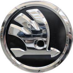Logo Škoda Auto 2013 Luxury Car Logos, Luxury Rv, Car Symbols, Car Logo Design, Automotive Logo, Car Badges, Skoda Fabia, Cars And Motorcycles, Antique Cars