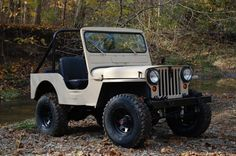 1952 M38 Willys Jeep - Photo submitted by Bob Moledor.
