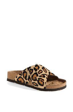 Pin for Later: Why Wear Flip-Flops When You Can Wear These? Sam Edelman Animal-Print Sandals Sam Edelman Adora Sandal ($110)