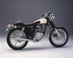 Suzuki GN 125 Cafe Racer