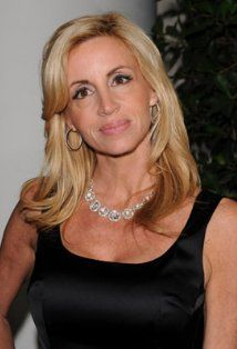 Camille Grammer received a Bead Flora French beaded flower at the #Emmys #GBK gift lounge #theartisangroup @ beadflora.com