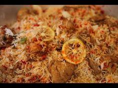 Chicken Biryani  in Electric cooker