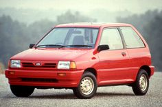 Ford Festiva 1991 Workshop Service Manual Repair, to easily deal with issues concerning maintenance and repair procedures. Ford Festiva, Kei Car, Chevrolet Cavalier, Ford Escort, Auto Service, Car Ford, Ford Motor Company, Car In The World, Fuel Economy