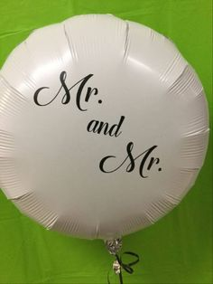 Excited to share this item from my #etsy shop: Mr and Mr, Gay Wedding , Anniversary,LGBT Wedding, Shower Decorations, Custom Balloons, Personalized Balloon Vintage Fonts, Vintage Typography, Graphics Vintage, Vector Graphics, 1st Birthday Balloons, First Birthday Decorations, Personalized Balloons, Custom Balloons, Font Combos