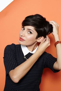 Hey, Shorty: 4 Rad 'Dos For Pixie Cuts #refinery29