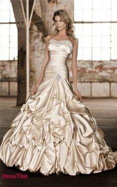Taffeta Wedding Dress wedding dress