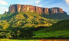 Parque Nacional do Monte Roraima, Roraima