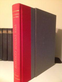 The Divine Comedy Dante Alighieri 1972 Heritage Press William Blake Illustrated