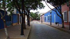 Venezuela, Coro, Calle de Coro