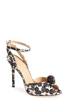 cca493228af29 Charlotte Olympia  Sophia  Ankle Strap Sandal (Women)