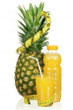 Pierde hasta 3 Kilos por semana con la dieta de la piña! | Recetas para adelgazar  #Nutrición y #Salud YG > nutricionysaludyg.com