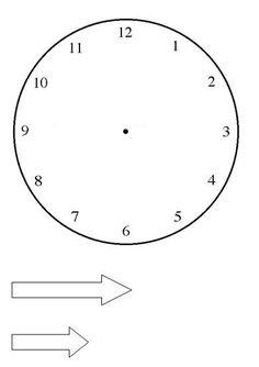 Métodos para aprender las horas del reloj - Escuela en la nube